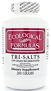 Ecological Formulas/Cardiovascular Research Tri-Salts