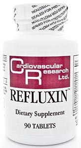 Ecological Formulas/Cardiovascular Research Refluxin