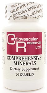 Ecological Formulas/Cardiovascular Research Comprehensive Minerals