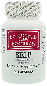 Ecological Formulas/Cardiovascular Research Kelp w/Selenomithionate and Iodine