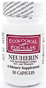 Ecological Formulas/Cardiovascular Research Neuherin