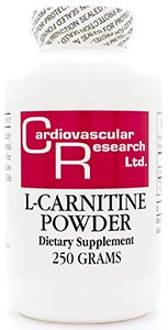 Ecological Formulas/Cardiovascular Research L-Carnitine Pwd