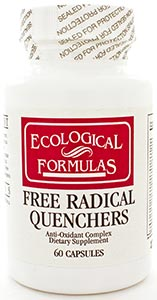 Ecological Formulas/Cardiovascular Research Free Radical Quenchers