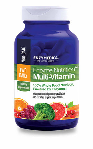 Enzymedica Enzyme Nutrition™ Multi-vitamin Two Daily