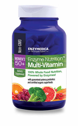 Enzymedica Enzyme Nutrition Women's 50+
