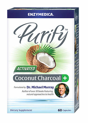 Enzymedica Purify Coconut Charcoal