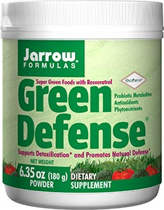 Jarrow Formulas Green Defense Powder