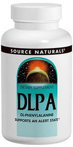 Source Naturals DL-Phenylalanine 750 mg
