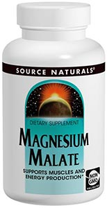Source Naturals Magnesium Malate 1250 mg