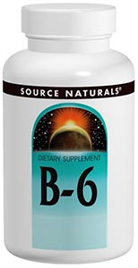 Source Naturals Vitamin B-6 50 mg
