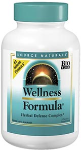 Source Naturals Wellness Formula® (TABS)