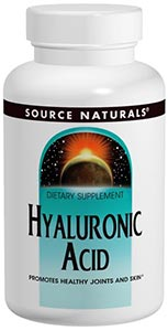 Source Naturals Hyaluronic Acid 100 mg