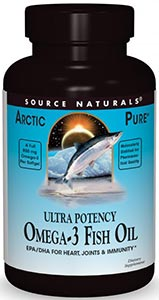 Source Naturals Ultra Potency Omega-3 Fish Oil