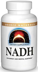 Source Naturals NADH Peppermint 20 mg