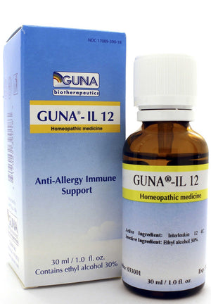 GUNA Biotherapeutics GUNA - IL 12 (Interleukin)