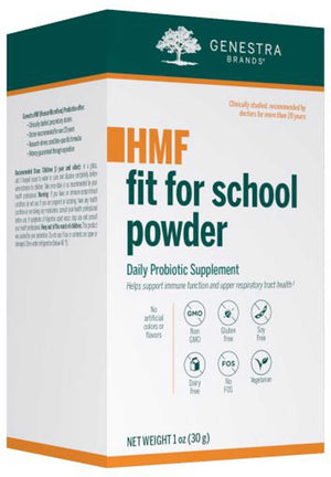 Genestra Brands HMF Fit For School Powder