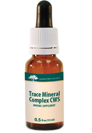 Genestra Brands Trace Mineral Complex CWS