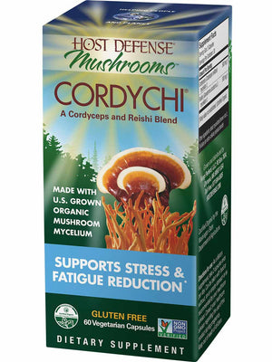 Host Defense CordyChi® Capsules