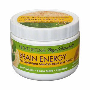 Host Defense MycoBotanicals® Brain Energy Powder