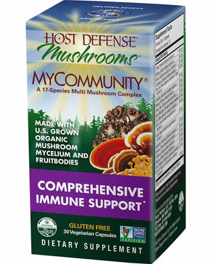 Host Defense MyCommunity® Capsules
