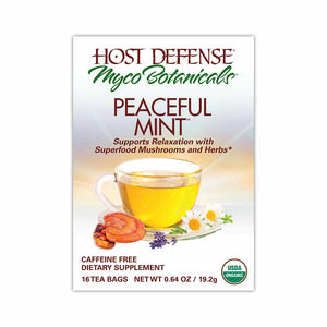 Host Defense MycoBotanicals® Peace Mint™
