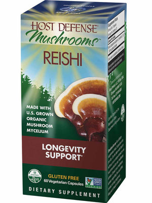 Host Defense Reishi Capsules