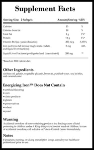 Integrative Therapeutics Energizing Iron