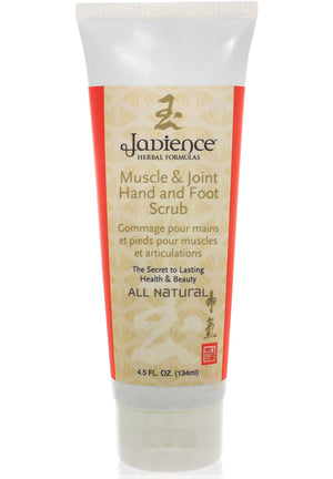 Jadience Herbal Formulas Muscle and Joint Hand and Foot Scrub