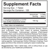Jigsaw Health 5-HTP w/SRT Ingredients