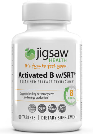 Jigsaw Health Activated B w/SRT