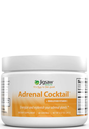 Jigsaw Health Adrenal Cocktail Powder