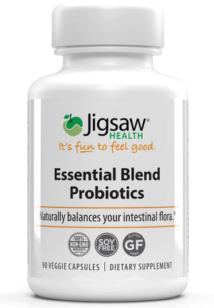 Jigsaw Health Essential Blend Probiotics