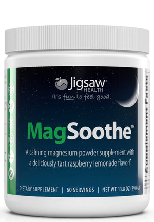Jigsaw Health MagSoothe Tart Raspberry Lemonade