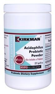 Kirkman Acidophilus Probiotic Powder