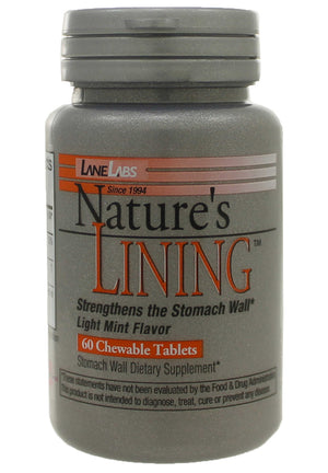 Lane Medical Natures Lining Chewable