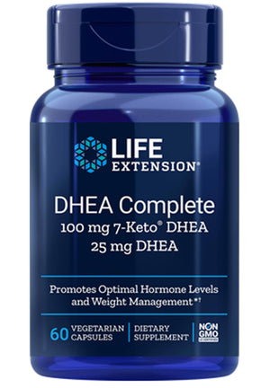 Life Extension DHEA Complete