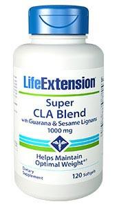 Life Extension Super CLA Blend with Guarana and Sesame Lignans