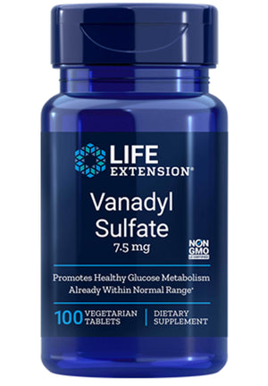 Life Extension Vanadyl Sulfate