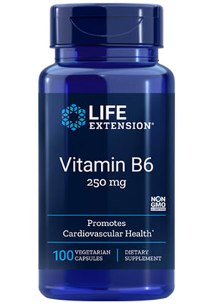 Life Extension Vitamin B6
