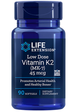 Life Extension Low-Dose Vitamin K2