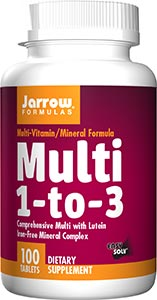 Jarrow Formulas Multi 1-to-3