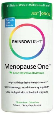 Rainbow Light Menopause One Multivitamin