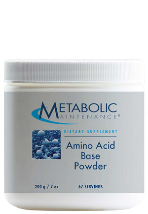 Metabolic Maintenance Amino Acid Base Unflavored Powder