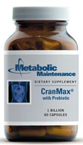 Metabolic Maintenance CranMax with Probiotics