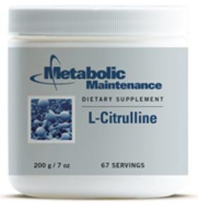 Metabolic Maintenance L-Citrulline Powder