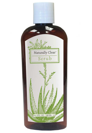Metabolic Maintenance Naturally Clear Facial Scrub