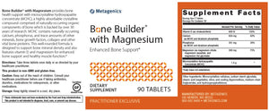 Metagenics Bone Builder with Magnesium