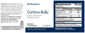 Metagenics Cortico B5B6