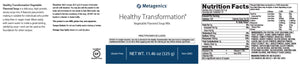 Metagenics Healthy Transformation Soup