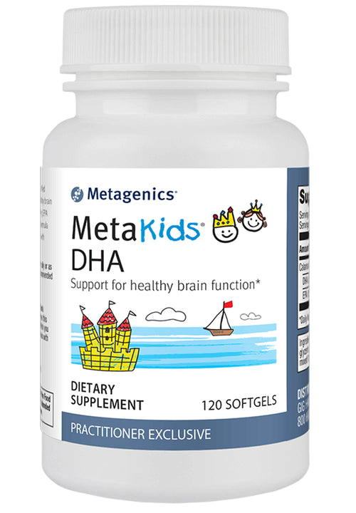 Metagenics MetaKids DHA (Formerly OmegaGenics DHA Children's)